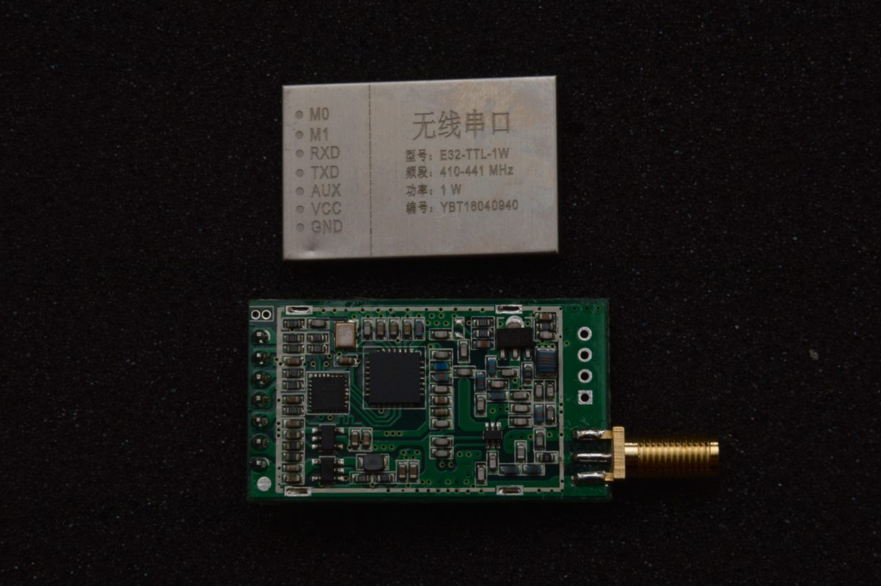 QCZEK LRS – 433MHz 1W (30dBm) LORA RC LINK with telemetry – Qczek RC