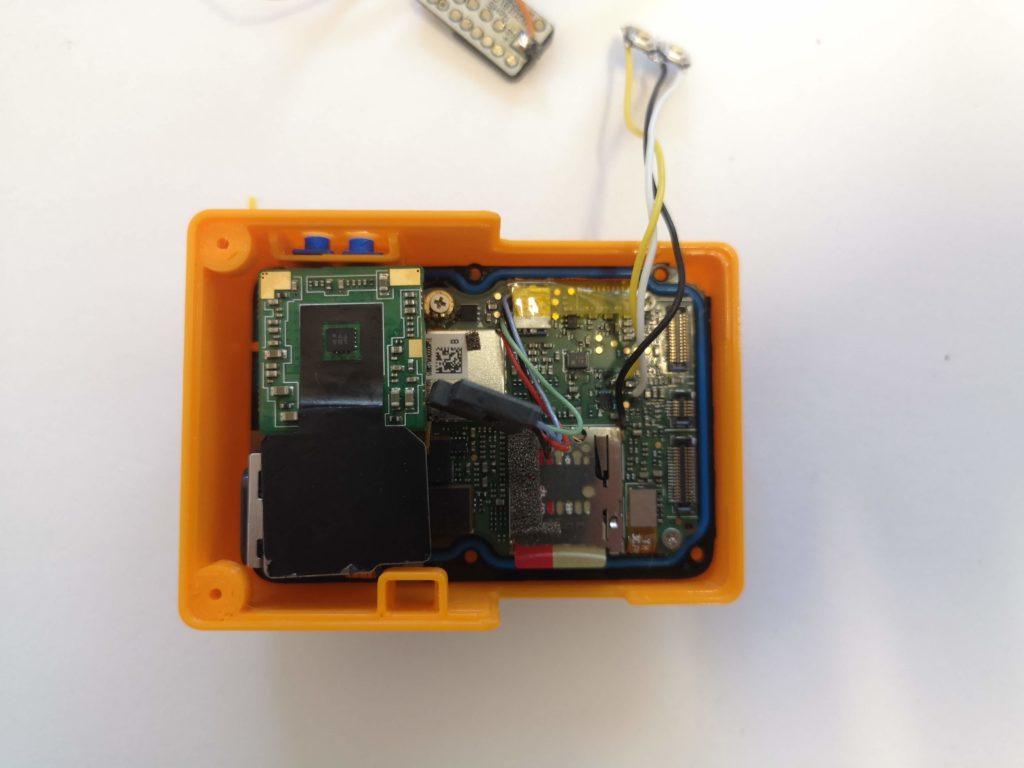 BETAFPV Naked Camera V2 Case Injection Molded + BEC Combo